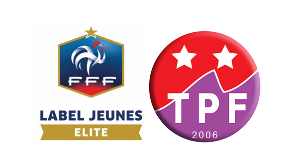 Club : le TPF obtient le Label Jeune ELITE FFF