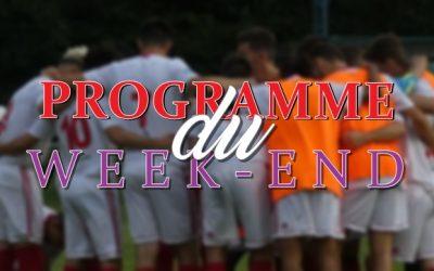 Club : Programme des 05 et 06/10/2019