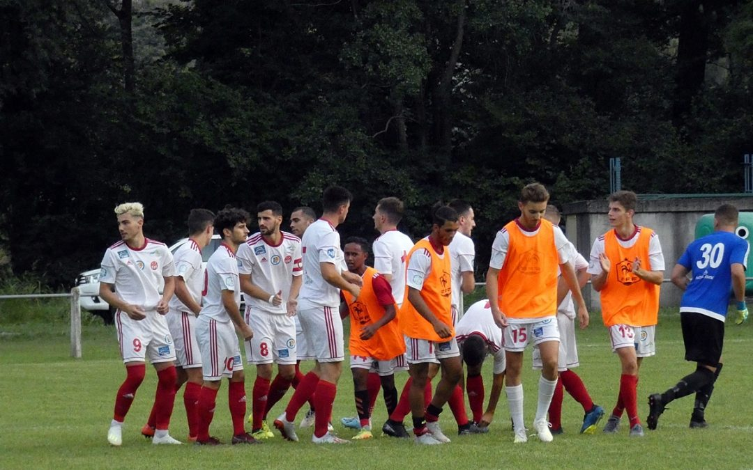 Coupe de France : BOUTONS D'OR GER / TARBES PF
