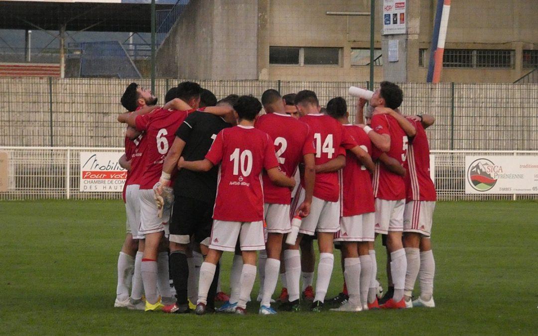 R1 : Tarbes PF – FC Lourdes, le résumé vidéo