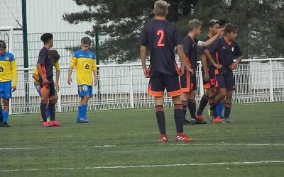 U16 R1 : TARBES PF / MONTAUBAN