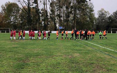 Coupe d'Occitanie U18F : ISARDES / TARBES PF