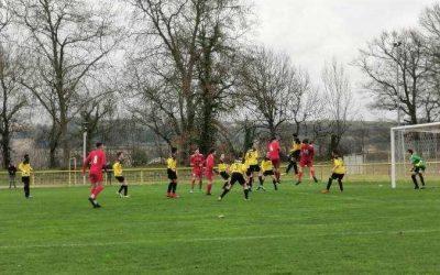 Coupe d'Occitanie U17 : E.F DEUX RIVES.LAMAG / TARBES PF