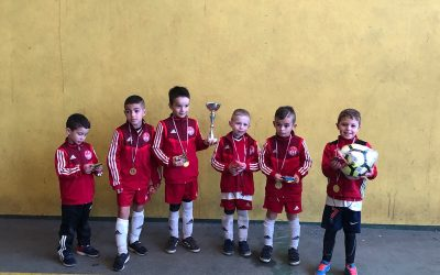 U6 / U7 : Tournoi Futsal à Sarrancolin