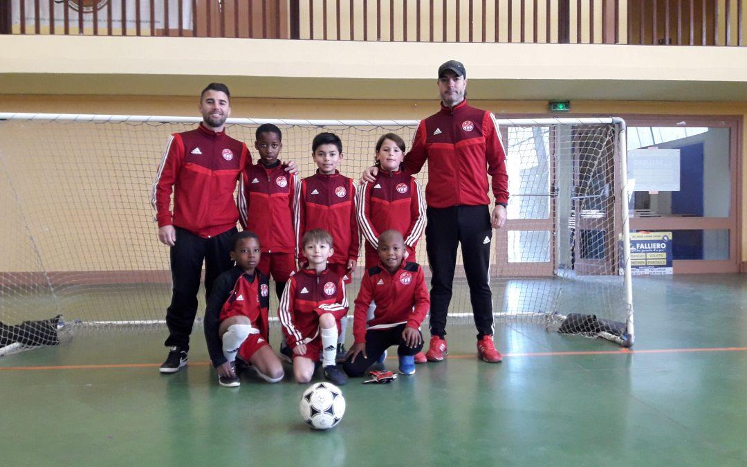 U8 / U9 : Tournoi Futsal de l'Elpy