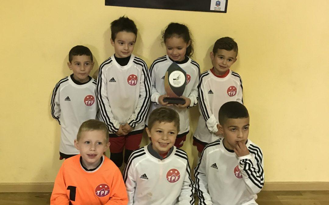 U6 / U7 : Tournoi Futsal de l'Elpy