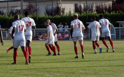 R1 : les photos du match Tarbes PF / Aureilhan