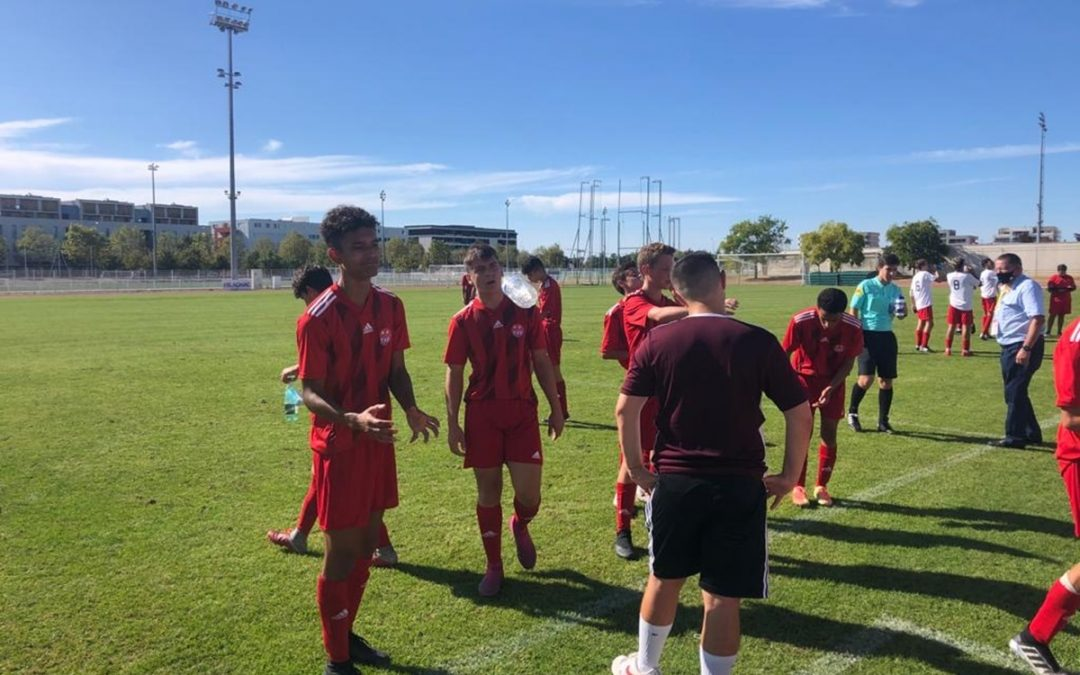 U16 R1 : les photos du match Blagnac / Tarbes PF