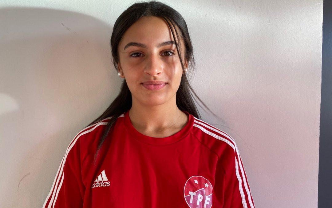 U18 F : Bon rétablissement à Assia ENNAJI