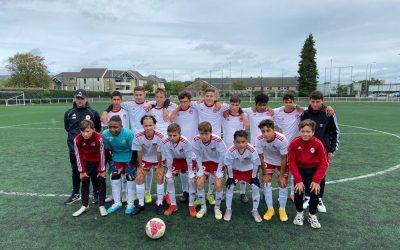 U15 D : les photos du match Tarbes PF / FC Val d'Adour