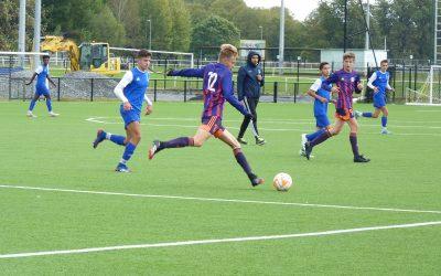 U16 R1 : les photos du match Pau FC / Tarbes PF