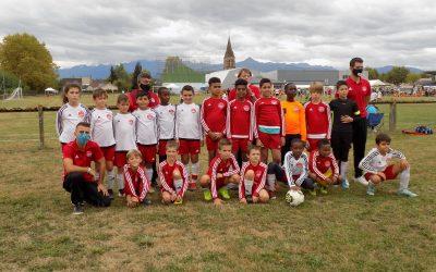 U11 / U10 : Retour sur le tournoi Régional de Barbazan