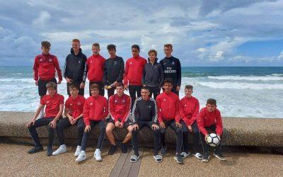 U16 R1 : les photos du match Tarbes PF / Castanet