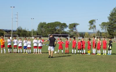 Ecole de Foot : Retour en photos sur la reprise !