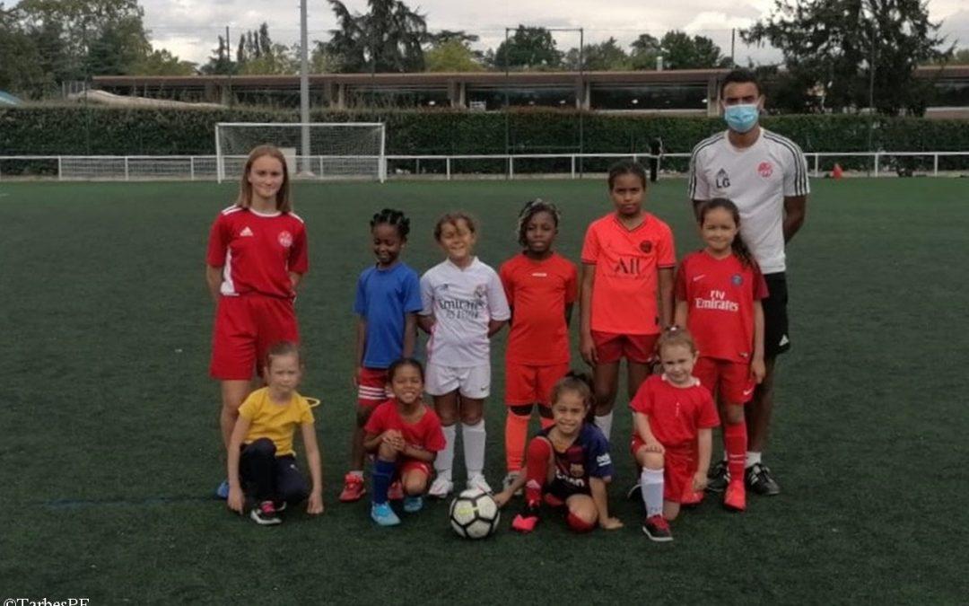 Ecole de Foot Féminine : Début de saison !
