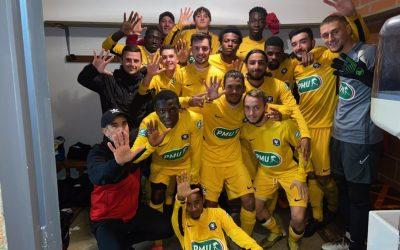 Coupe de France : Villeneuvois Diege / Tarbes PF, qualification pour le 5e tour !