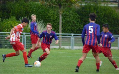 U16 R1 : les photos du match Castelnaudary / Tarbes PF