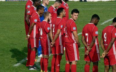R1 : les photos du match Girou FC / Tarbes PF