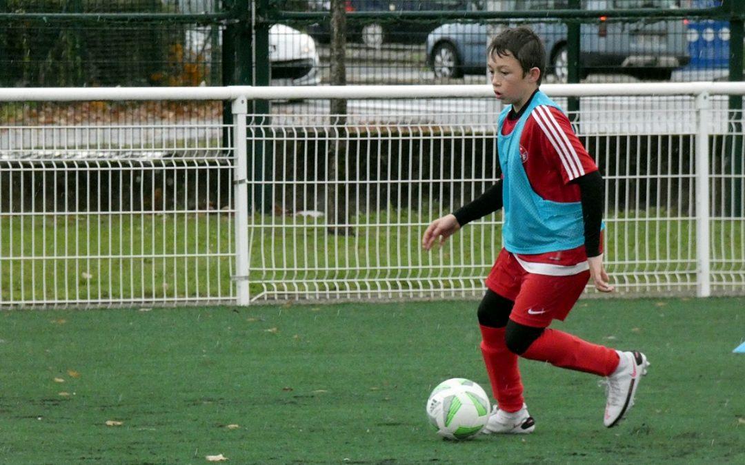 U12 – U13 : reprise des entraînements !