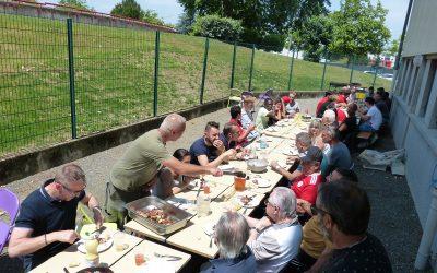 Séniors : Repas de fin de saison !