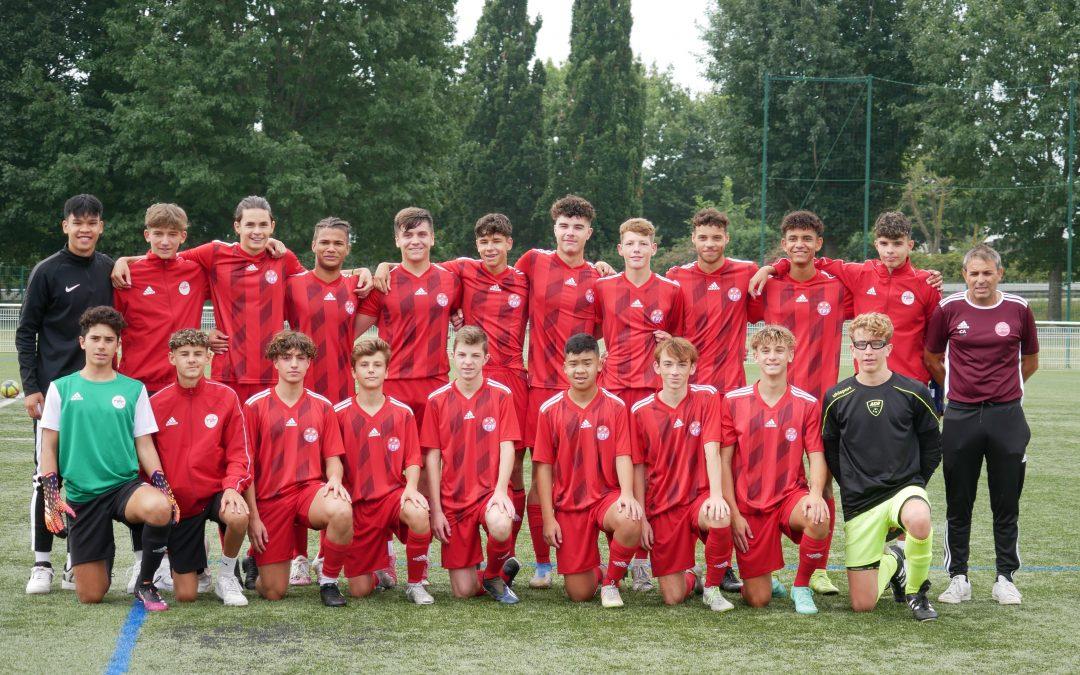 U17 : Retour sur le match TPF – Mont de Marsan