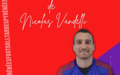 R1 : L'interview de Nicolas Vandelli