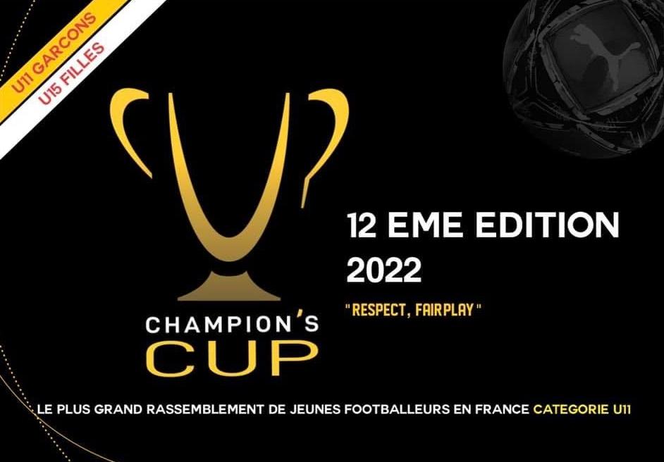 Club : J-11 avant la Champion's Cup !